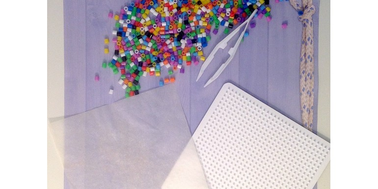 Tutoriel des supports pour création en perles à repasser