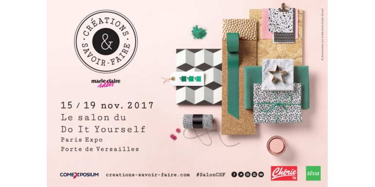 Salon Créations et savoir-faire 2017